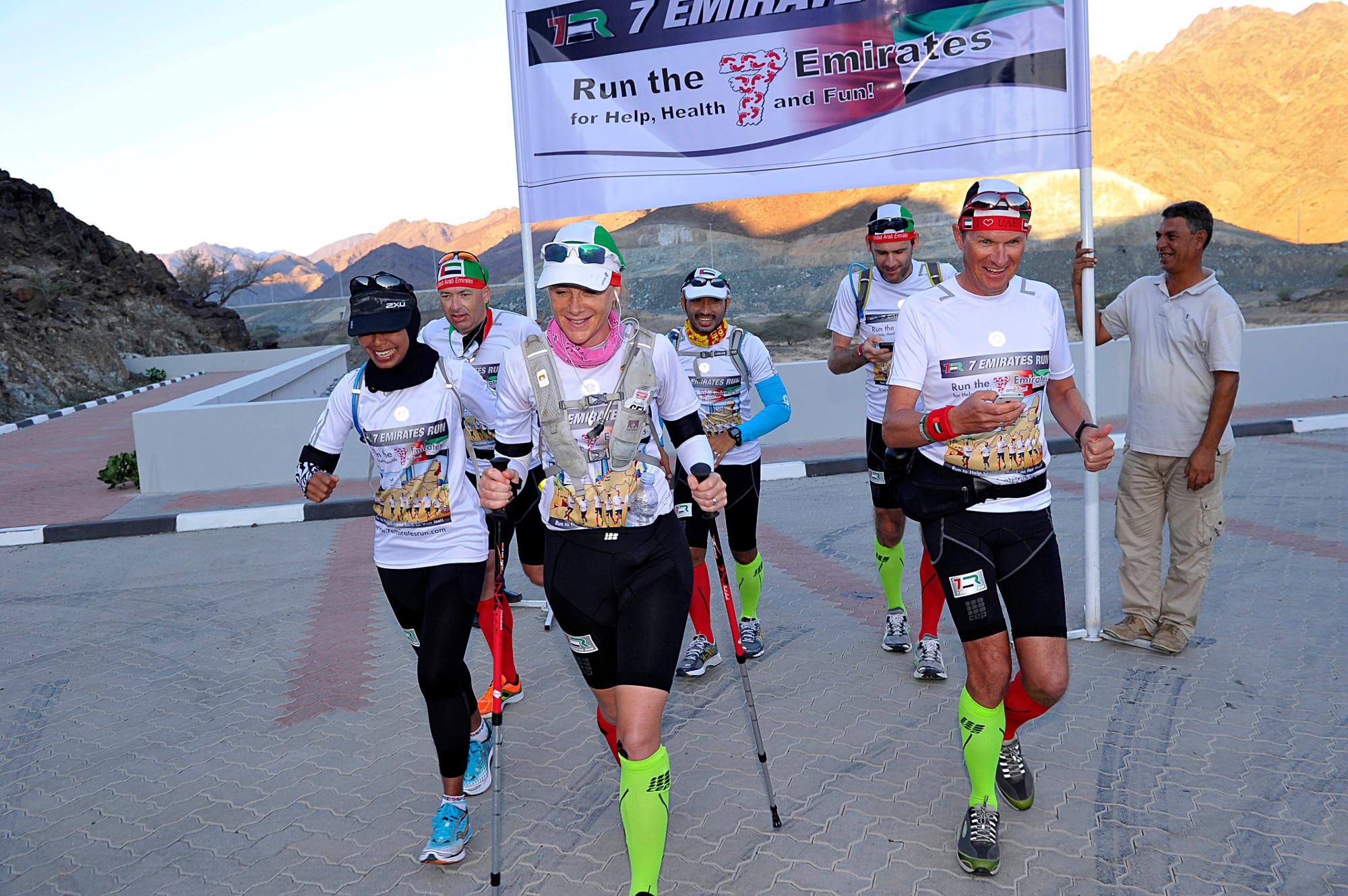 The Run 2013 7emiratesrun